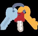 key[1]